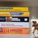 Beata Pawlikowska i jej książki