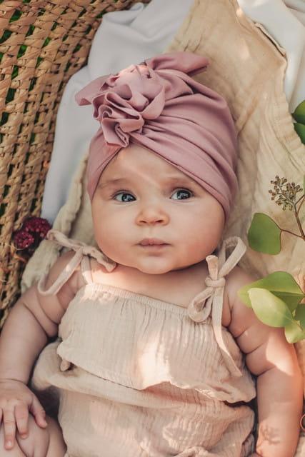 turbany dla dzieci to krzyk mody ostatnich sezonów