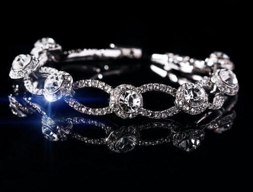 biżuteria damska swarovski